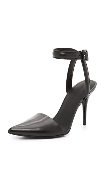 Alexander Wang Lovisa High Heel Pumps - Black