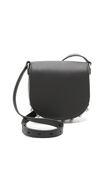 Alexander Wang Mini Lia Saddle Bag