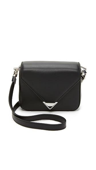 Alexander Wang Mini Prisma Envelope Cross Body Bag