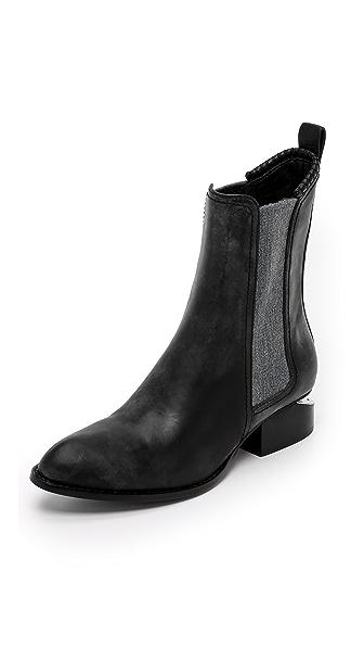 Alexander Wang Anouck Chelsea Boots - Black