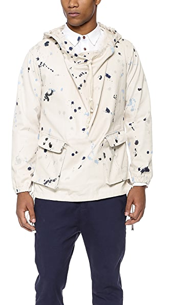 AXS Folk Technology Snowbird Wide Mouth Anorak