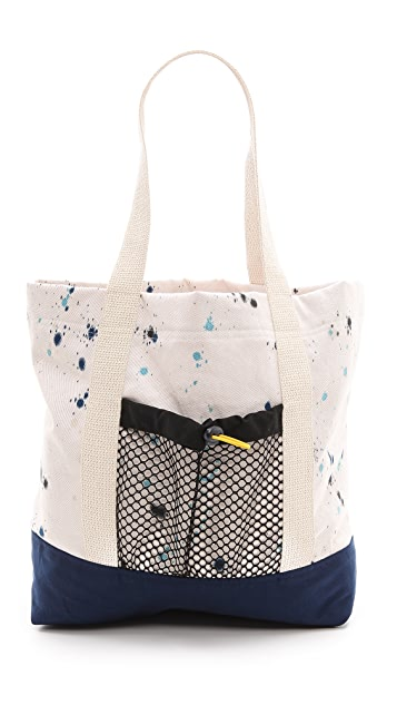 AXS Folk Technology Tote Bag