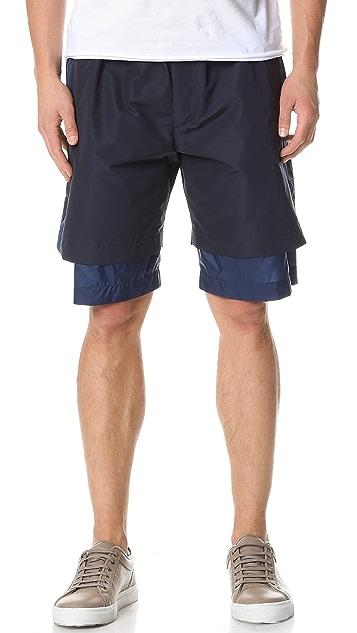 Baartmans and Siegel Wixon Shorts
