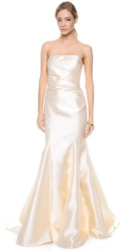 Luxuriöse Brautmode von Steven Khalil | Friedatheres.com
