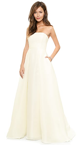 Badgley Mischka Collection Gazar Ball Gown