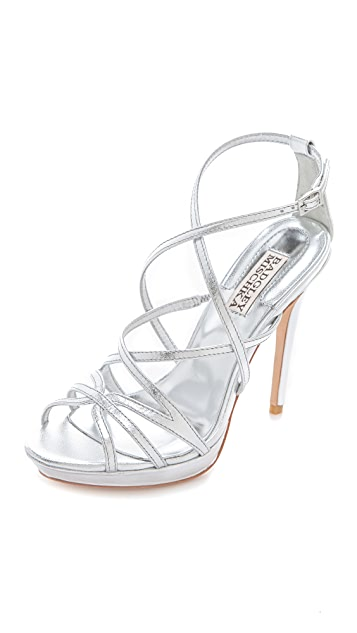 Badgley Mischka Adonis II High Heel Sandals