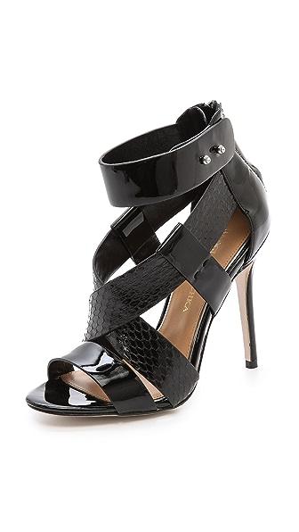 Badgley Mischka Keenan Sandals