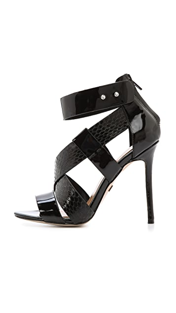 Badgley Mischka Keenan Sandals