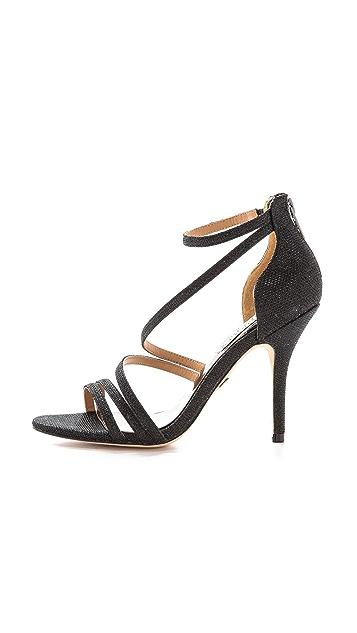 Badgley Mischka Landmark Strappy Sandals