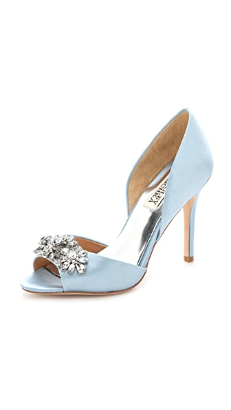 Badgley Mischka Giana d'Orsay Pumps