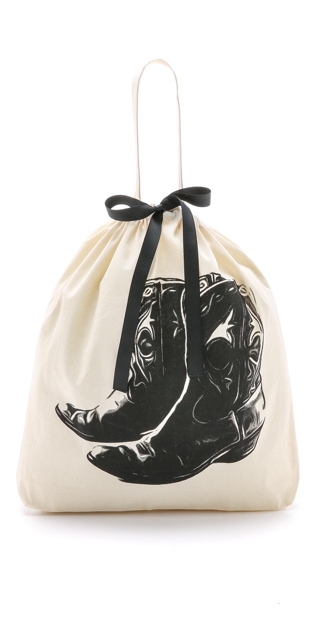 Cowboy Boot Organizing Bag Bag-all