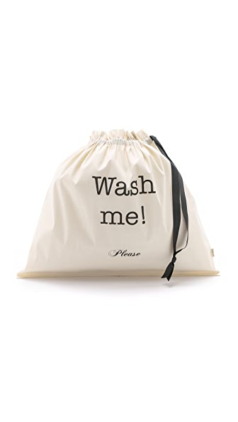 Bag-all Wash Me Large Organizing Bag - Natural/Black