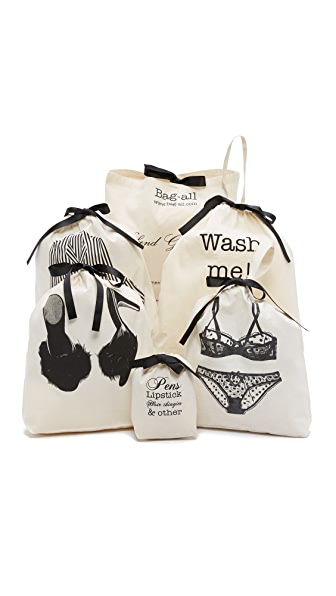 Bag-all Women's Weekend Getaway Set