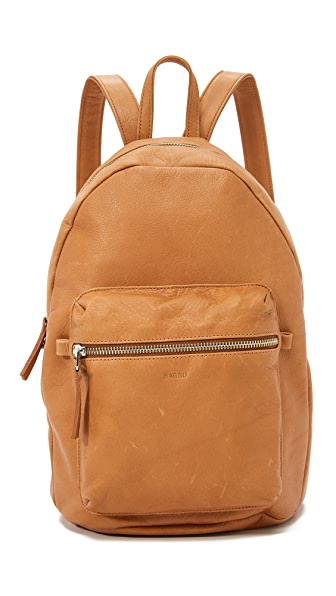 BAGGU Leather Backpack | SHOPBOP Extra 25% Off Sale Styles Use ...