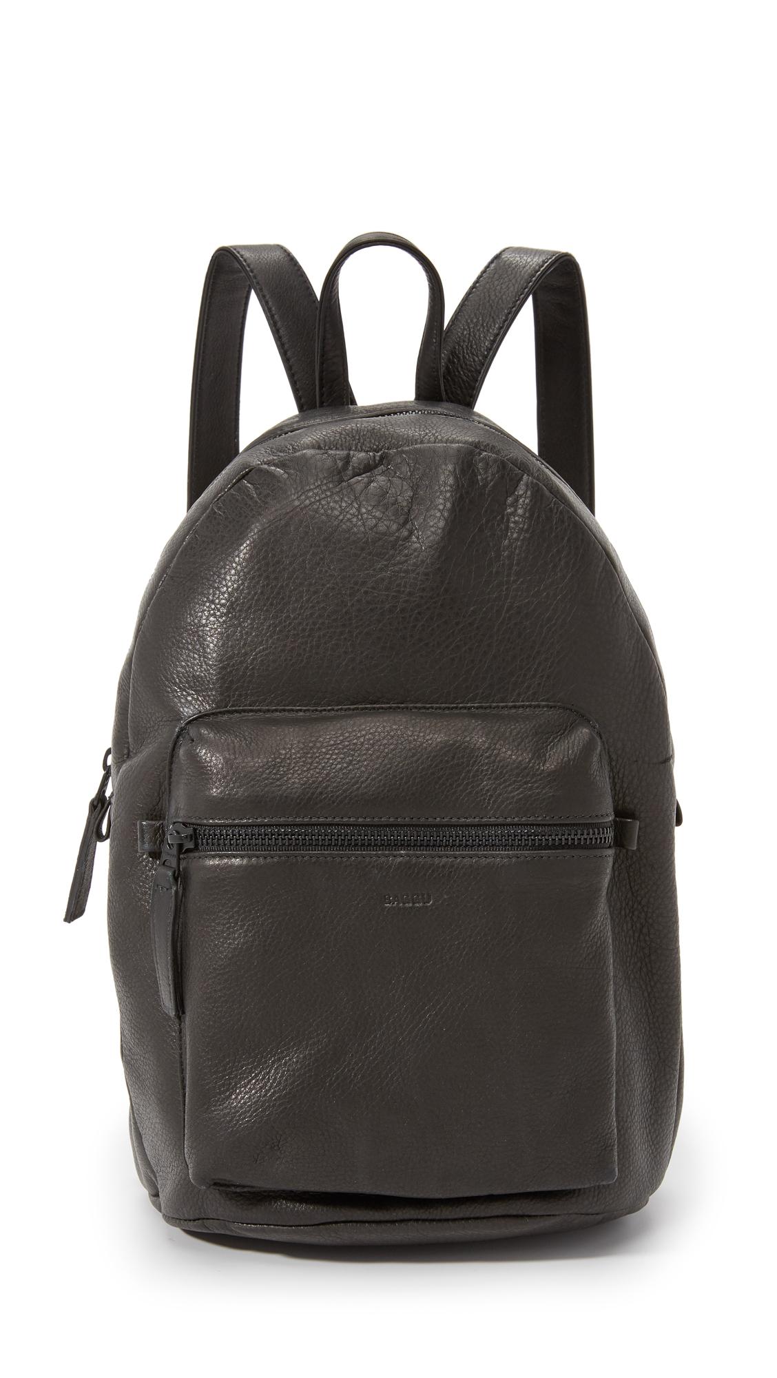 Baggu Leather Backpack Shopbop