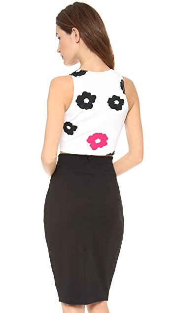 Bailey44 Flower Power Top