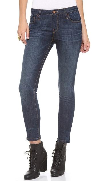 Baldwin Denim The Rivington Skinny Crop Jeans
