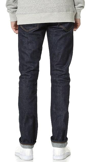 Baldwin Denim Henley Dry Classic Slim Jeans