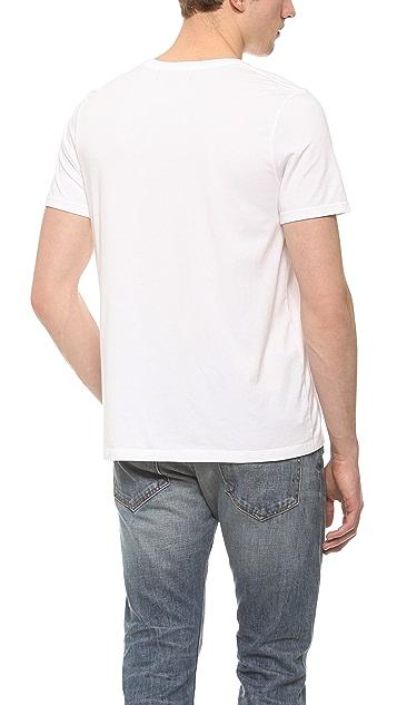 Baldwin Denim Abstract T-Shirt