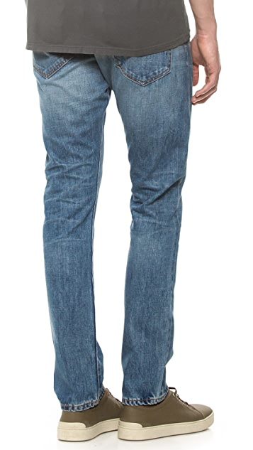 Baldwin Denim Henley Light Wash Jeans