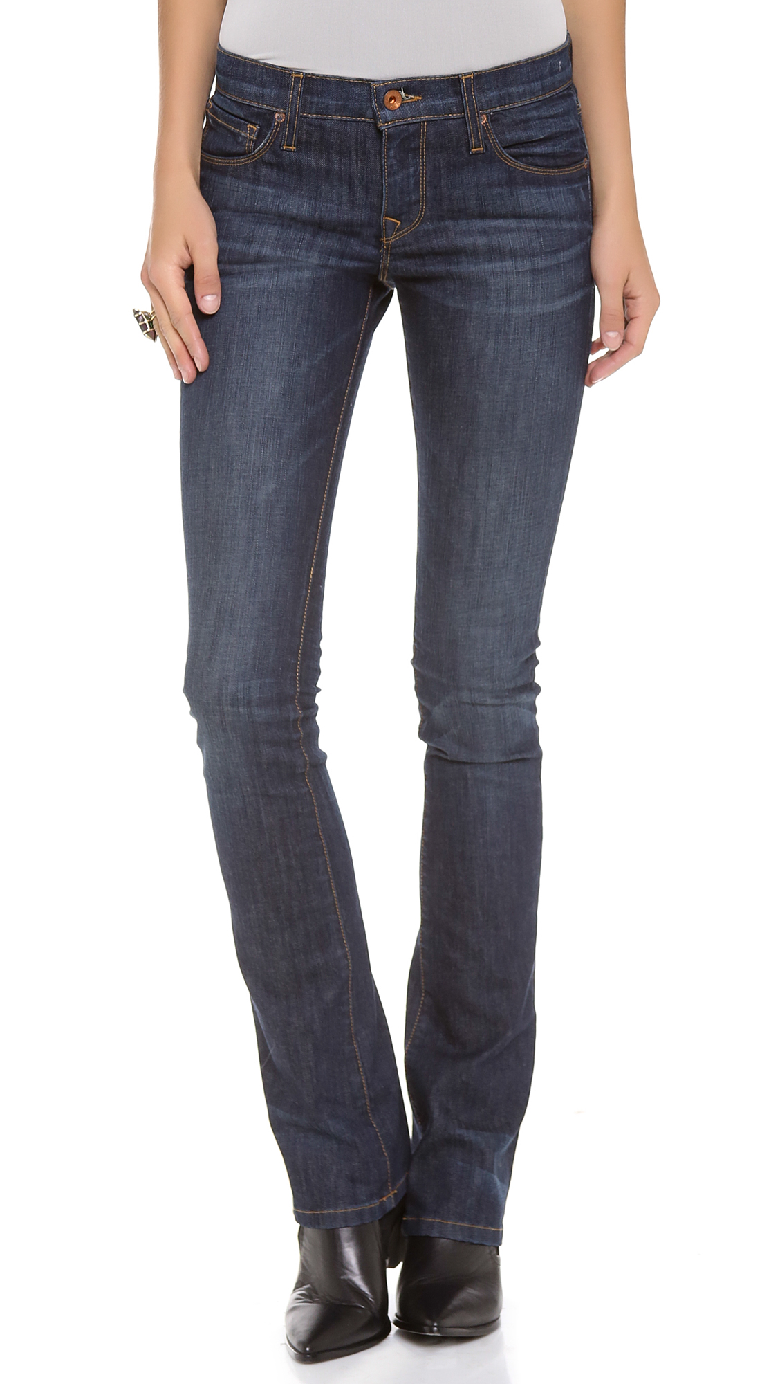 Baldwin Denim The Rose Modern Boot Cut Jeans | SHOPBOP