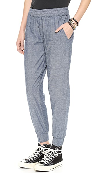 Baldwin Denim The Malibu Beach Trousers