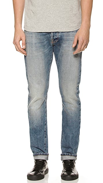Baldwin Denim Henley Slim Fit Jeans