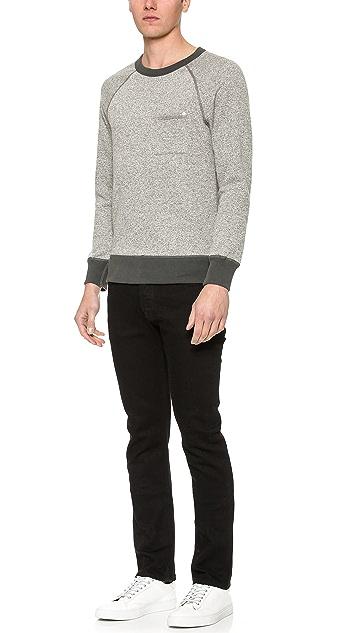 Baldwin Denim The Crew Sweatshirt