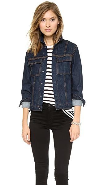 Baldwin Denim The Courtney Denim Jacket