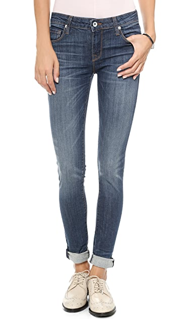 Baldwin Denim The Ten Skinny Jeans
