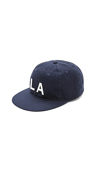 Baldwin Denim Rep Your Hood LA Snapback Cap