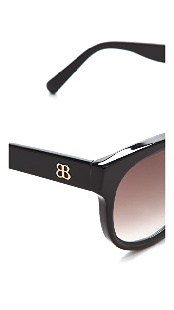 Balenciaga Small Cat Eye Sunglasses