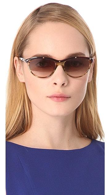 Balmain Anna Cat Eye Sunglasses