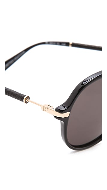 Balmain Studio Oversized Sunglasses