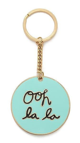 ban.do Ooh La La Get Around Keychain