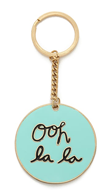 ban.do Ooh La La Get Around Keychain