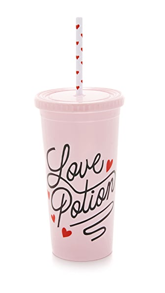 ban. do Love Potion Tumbler with Straw