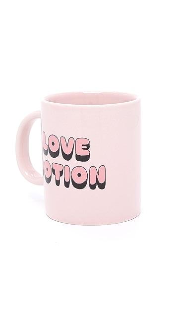 ban.do Love Potion Hot Stuff Ceramic Mug