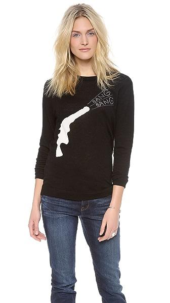 Banjo & Matilda Bang Bang Cashmere Sweater