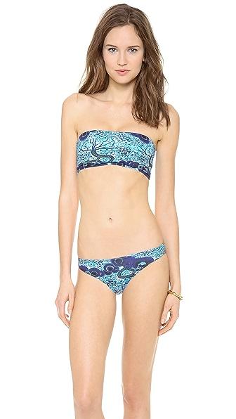 Bantu 3 Stripes Bandeau Bikini