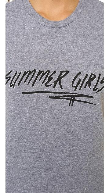 Barber Summer Girls Tee