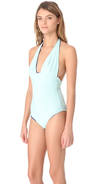 Basta Surf Biarritz Reversible One Piece Swimsuit