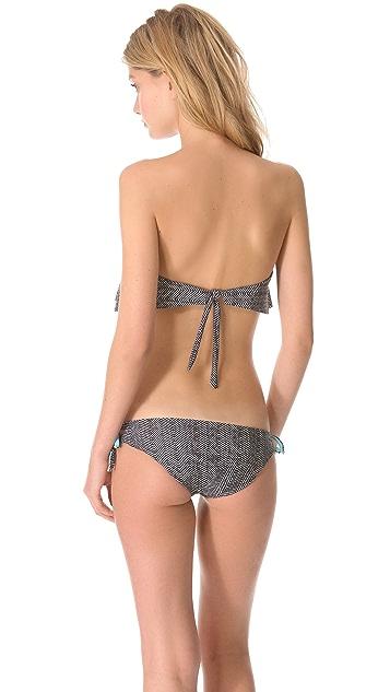 Basta Surf Julie Henderson x Basta Surf Onfre Reversible Bikini Top