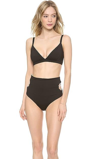 Basta Surf Calita Reversible Bikini Top