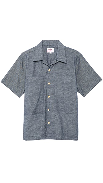 Battenwear Five Pocket Island Shirt