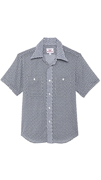 Battenwear Weekend Shirt