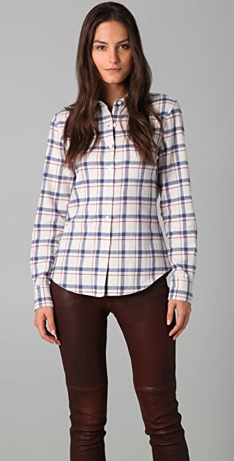 Band of Outsiders Classic Easy Shirt