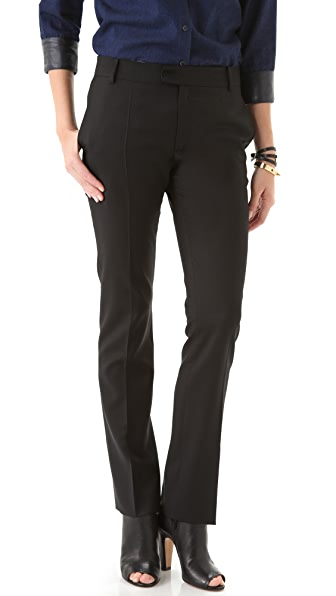 Band of Outsiders Straight Leg Pants