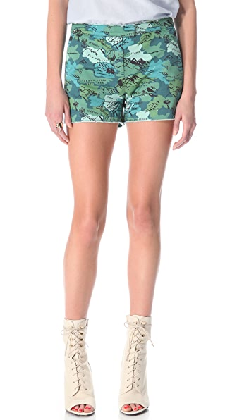 Band of Outsiders Travel Shorts