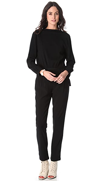 Band of Outsiders Combination Jumpsuit